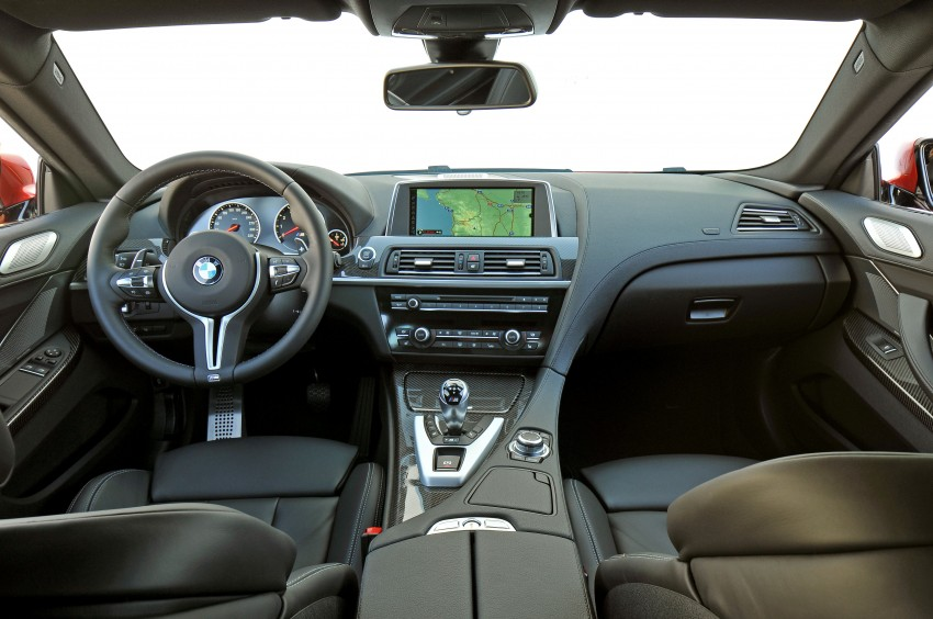 BMW M6 Coupe and Convertible – new photos Image #114172