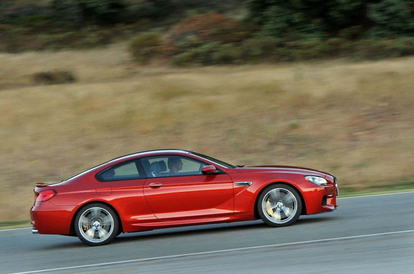 BMW M6 Coupe and Convertible – new photos Image #114203