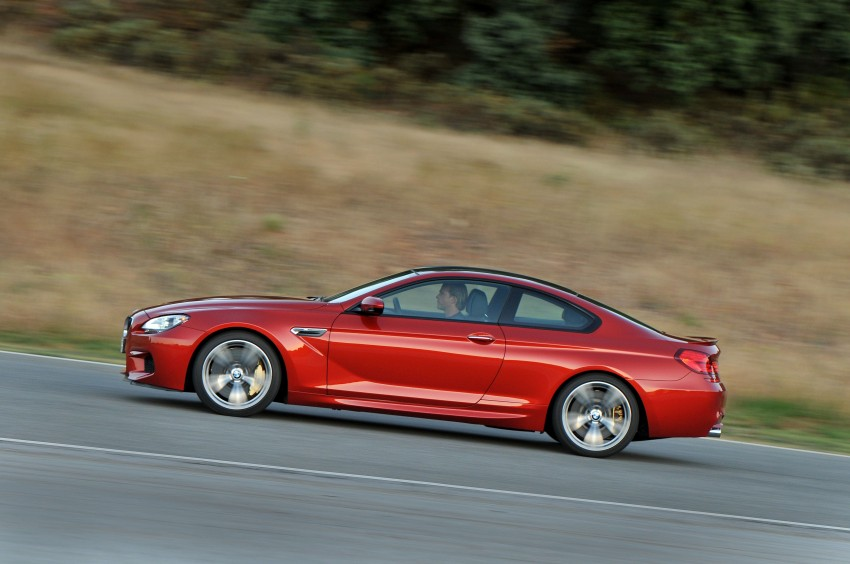 BMW M6 Coupe and Convertible – new photos Image #114205