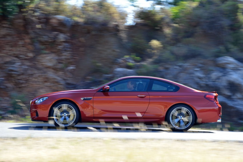 BMW M6 Coupe and Convertible – new photos Image #114207