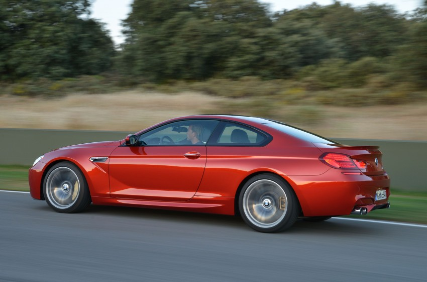 BMW M6 Coupe and Convertible – new photos Image #114221