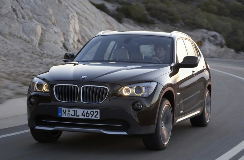 Get financing from RM1,888 per month for a BMW X1 sDrive18i at Auto Bavaria Sg. Besi [AD] Image #112566