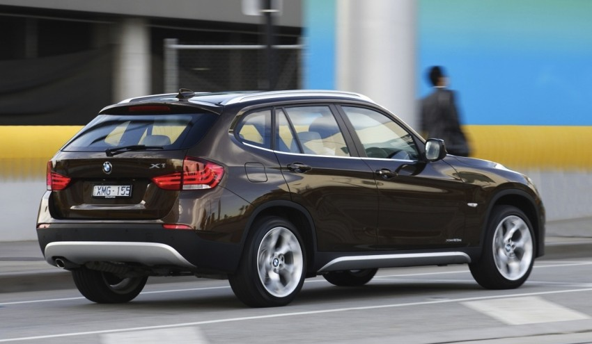 Get financing from RM1,888 per month for a BMW X1 sDrive18i at Auto Bavaria Sg. Besi [AD] Image #112567