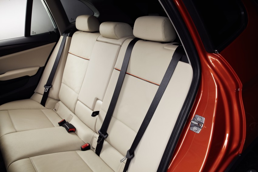 BMW X1 facelifted – xLine and Sport Line introduced Image #104115