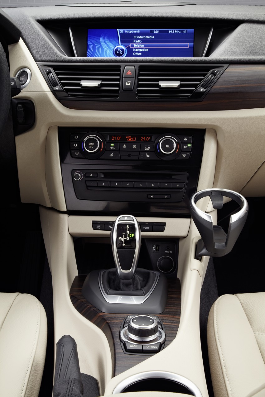 BMW X1 facelifted – xLine and Sport Line introduced Image #104120
