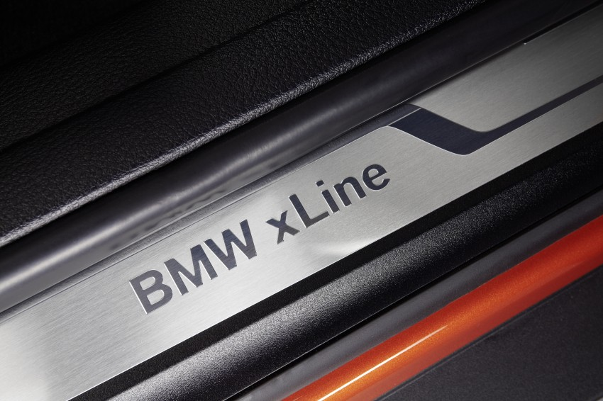 BMW X1 facelifted – xLine and Sport Line introduced Image #104125