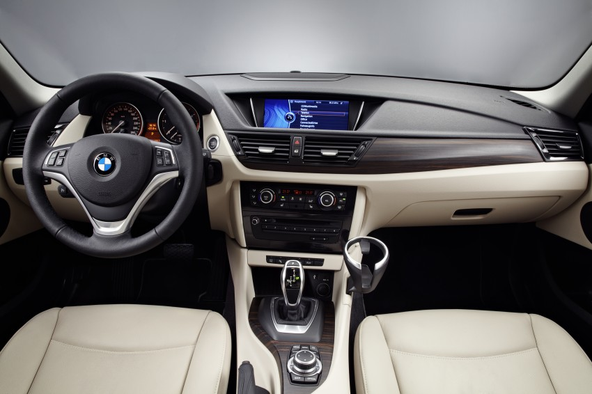 BMW X1 facelifted – xLine and Sport Line introduced Image #104127
