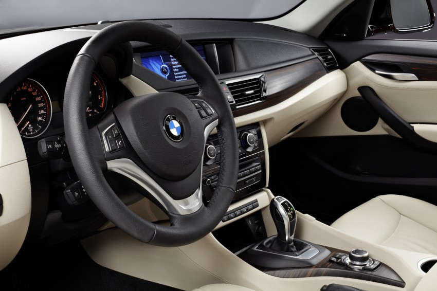 BMW X1 facelifted – xLine and Sport Line introduced Image #104128