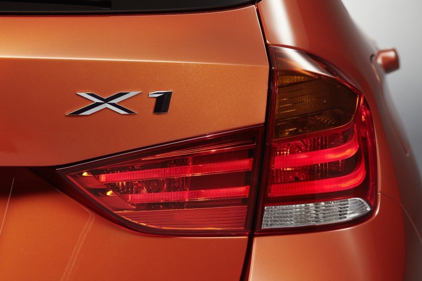 BMW X1 facelifted – xLine and Sport Line introduced Image #104129