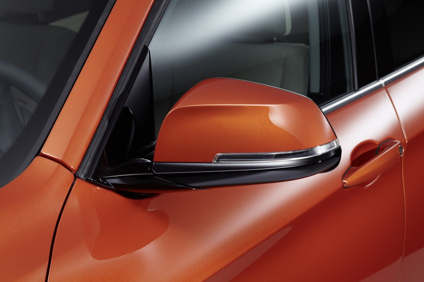 BMW X1 facelifted – xLine and Sport Line introduced Image #104131