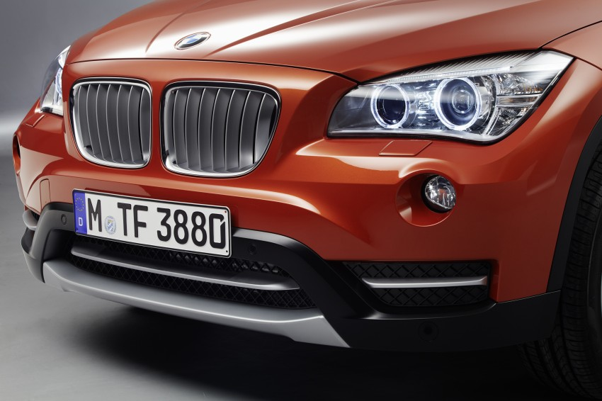 BMW X1 facelifted – xLine and Sport Line introduced Image #104132