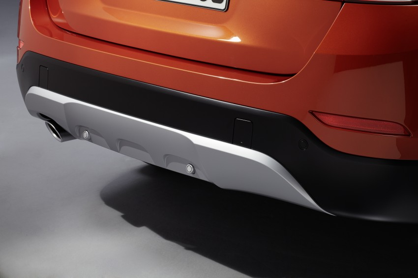 BMW X1 facelifted – xLine and Sport Line introduced Image #104133