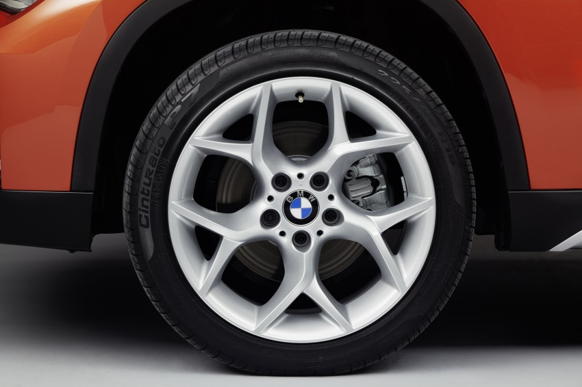 BMW X1 facelifted – xLine and Sport Line introduced Image #104135