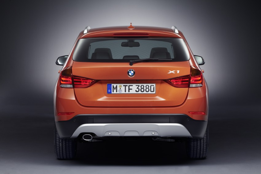 BMW X1 facelifted – xLine and Sport Line introduced Image #104136