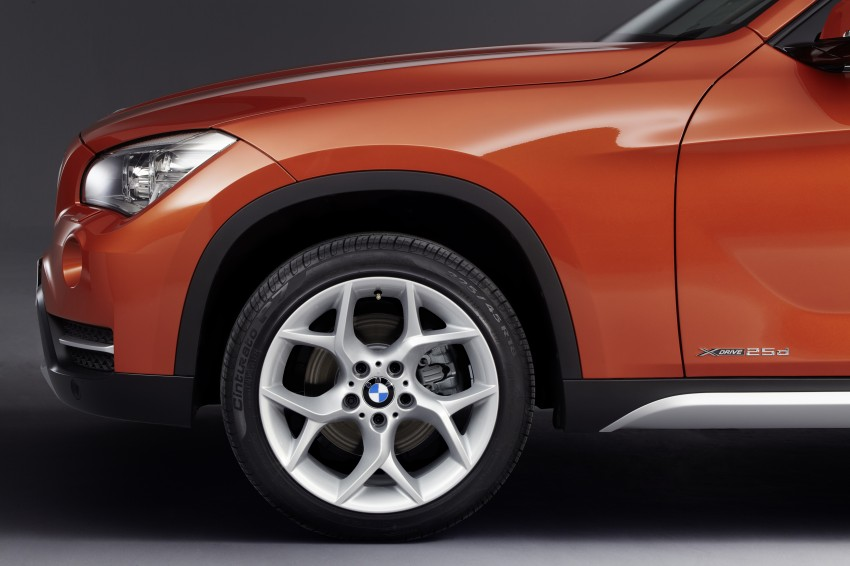BMW X1 facelifted – xLine and Sport Line introduced Image #104138