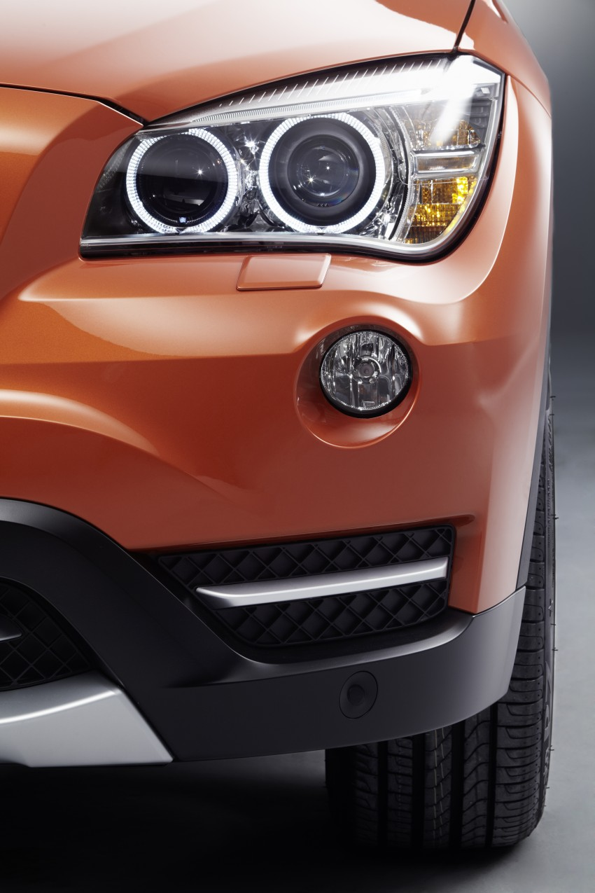 BMW X1 facelifted – xLine and Sport Line introduced Image #104139