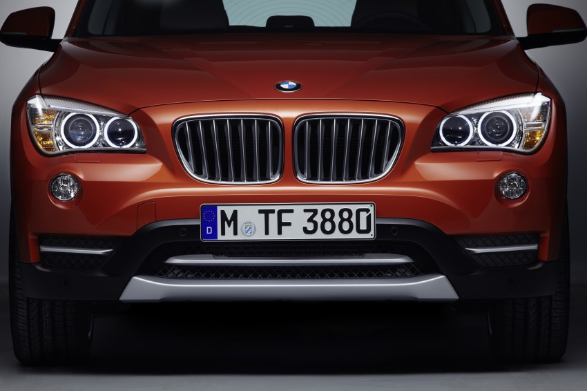 BMW X1 facelifted – xLine and Sport Line introduced Image #104141