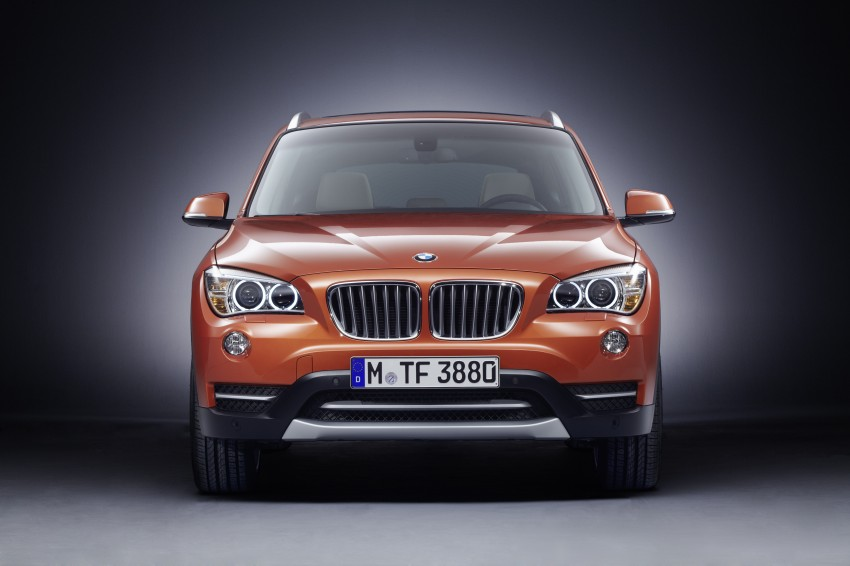 BMW X1 facelifted – xLine and Sport Line introduced Image #104143