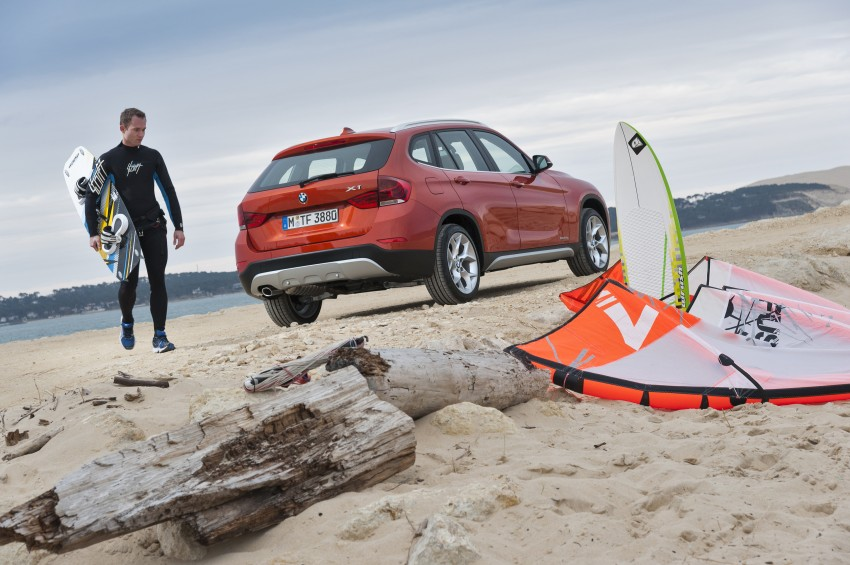 BMW X1 facelifted – xLine and Sport Line introduced Image #104149