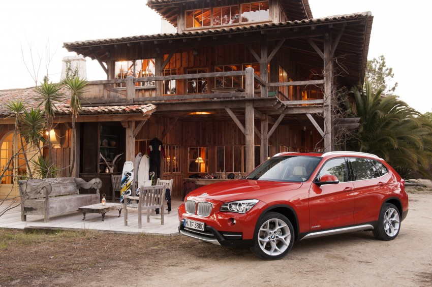 BMW X1 facelifted – xLine and Sport Line introduced Image #104150