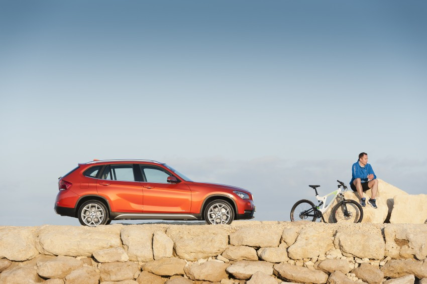 BMW X1 facelifted – xLine and Sport Line introduced Image #104151