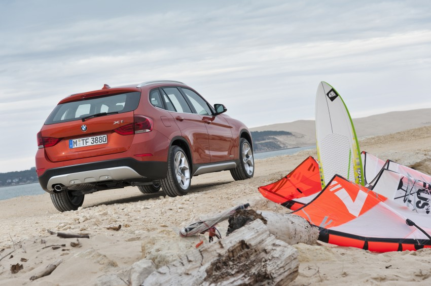 BMW X1 facelifted – xLine and Sport Line introduced Image #104152
