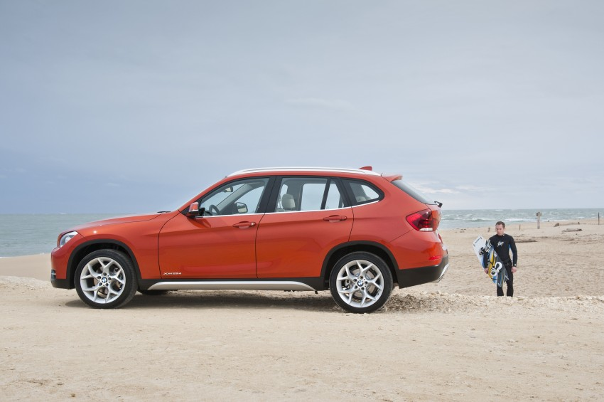 BMW X1 facelifted – xLine and Sport Line introduced Image #104153