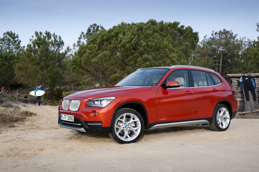 BMW X1 facelifted – xLine and Sport Line introduced Image #104155