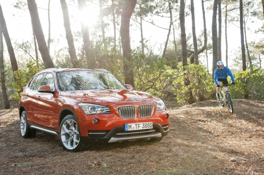BMW X1 facelifted – xLine and Sport Line introduced Image #104156