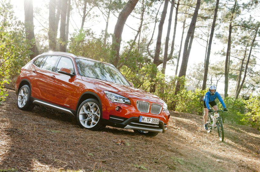 BMW X1 facelifted – xLine and Sport Line introduced Image #104157
