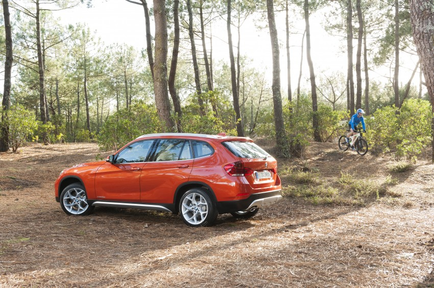 BMW X1 facelifted – xLine and Sport Line introduced Image #104158