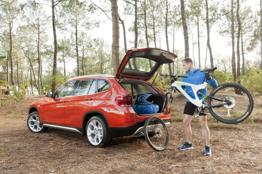 BMW X1 facelifted – xLine and Sport Line introduced Image #104160