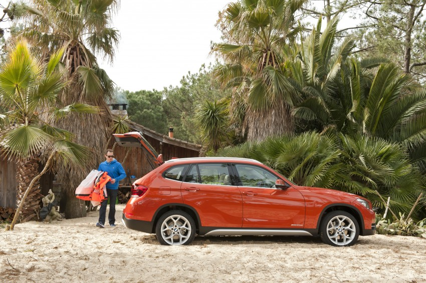 BMW X1 facelifted – xLine and Sport Line introduced Image #104162