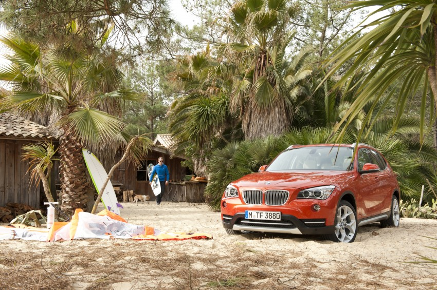 BMW X1 facelifted – xLine and Sport Line introduced Image #104164