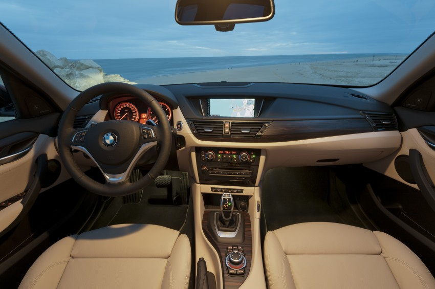 BMW X1 facelifted – xLine and Sport Line introduced Image #104165