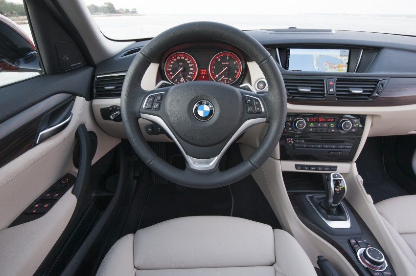 BMW X1 facelifted – xLine and Sport Line introduced Image #104166