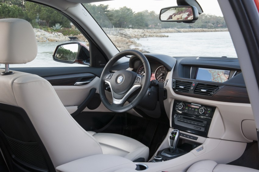 BMW X1 facelifted – xLine and Sport Line introduced Image #104168