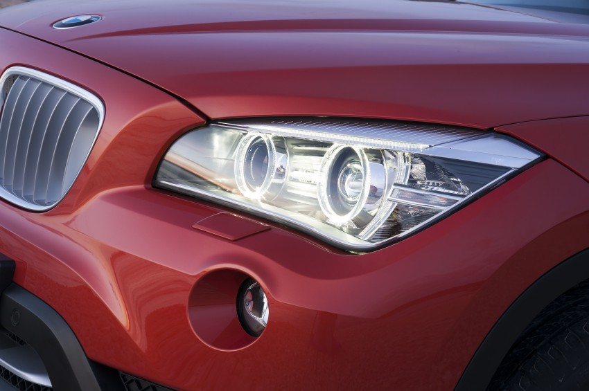 BMW X1 facelifted – xLine and Sport Line introduced Image #104171