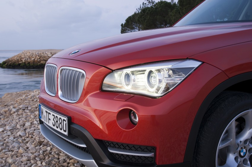 BMW X1 facelifted – xLine and Sport Line introduced Image #104172