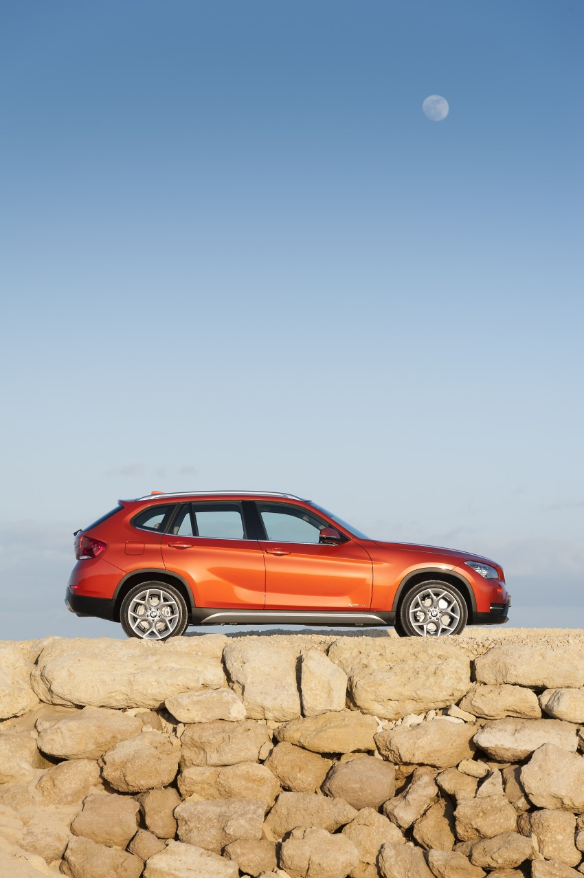 BMW X1 facelifted – xLine and Sport Line introduced Image #104176