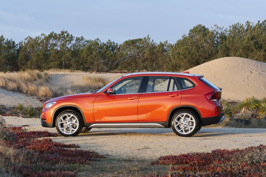 BMW X1 facelifted – xLine and Sport Line introduced Image #104179