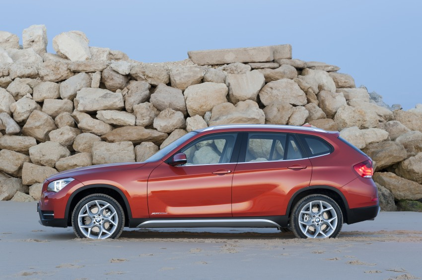 BMW X1 facelifted – xLine and Sport Line introduced Image #104180