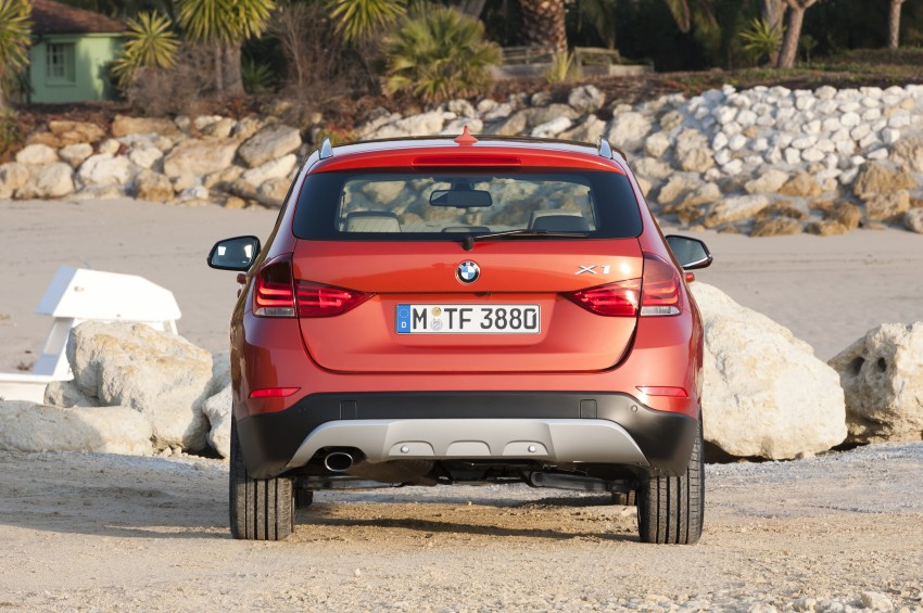 BMW X1 facelifted – xLine and Sport Line introduced Image #104181