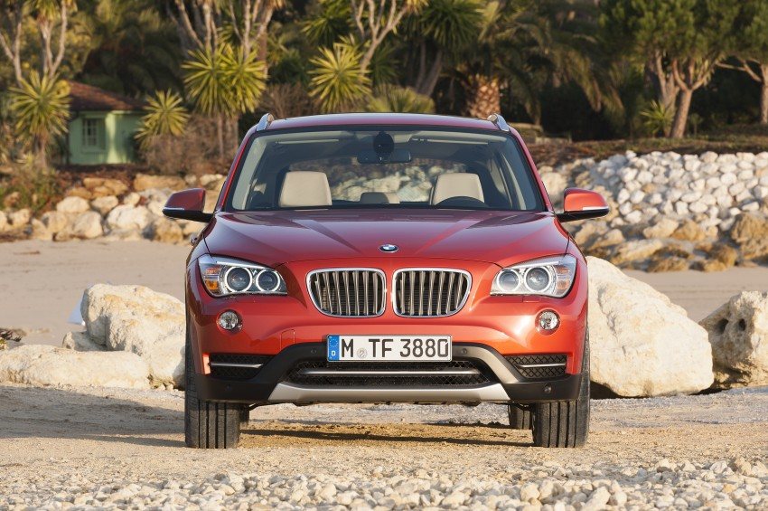 BMW X1 facelifted – xLine and Sport Line introduced Image #104182