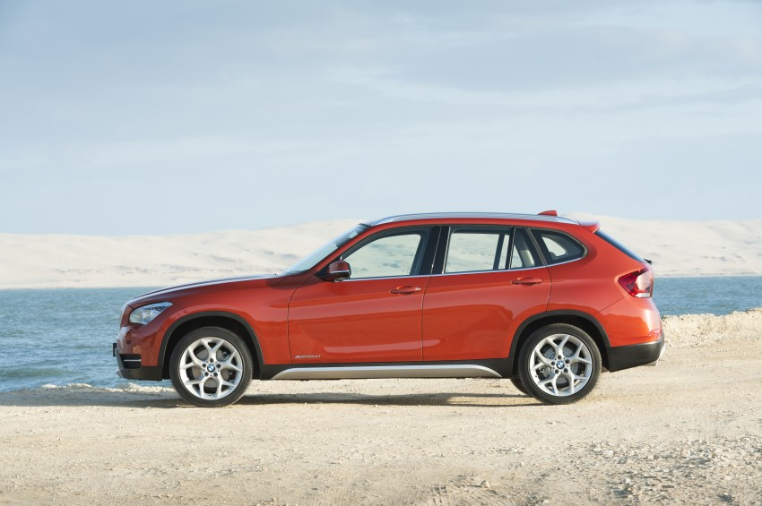BMW X1 facelifted – xLine and Sport Line introduced Image #104184