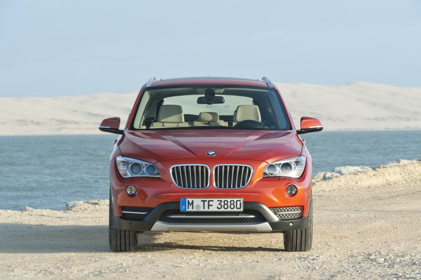 BMW X1 facelifted – xLine and Sport Line introduced Image #104185