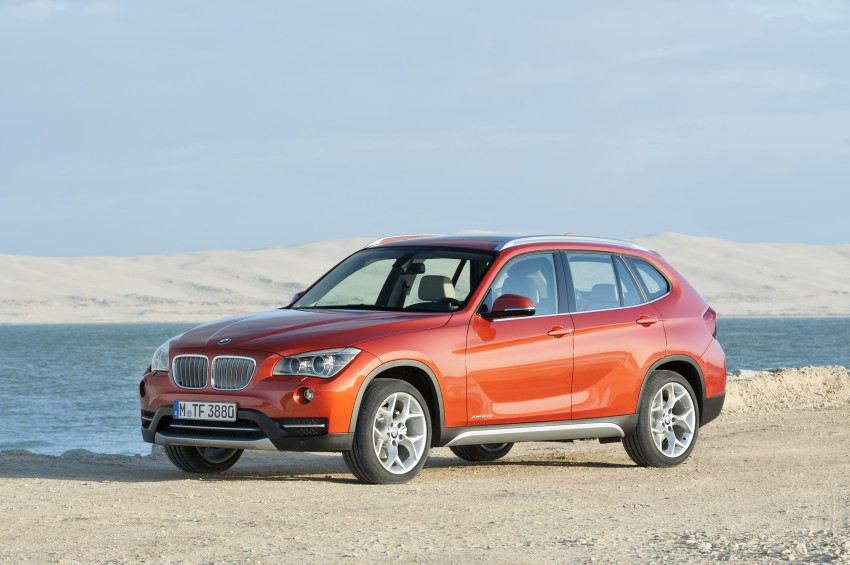 BMW X1 facelifted – xLine and Sport Line introduced Image #104186