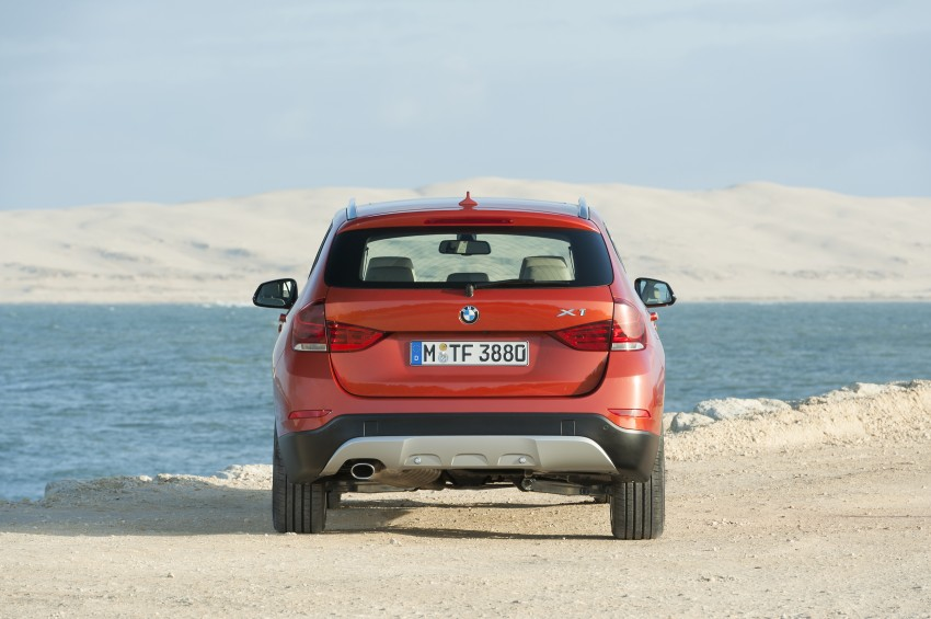 BMW X1 facelifted – xLine and Sport Line introduced Image #104187