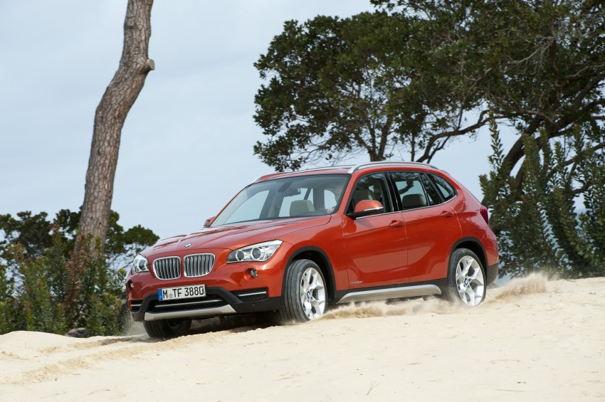 BMW X1 facelifted – xLine and Sport Line introduced Image #104188