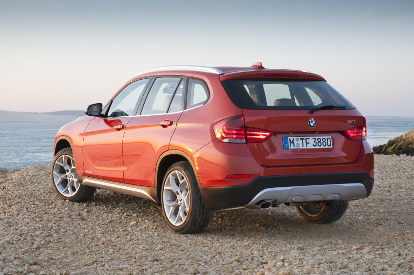 BMW X1 facelifted – xLine and Sport Line introduced Image #104189